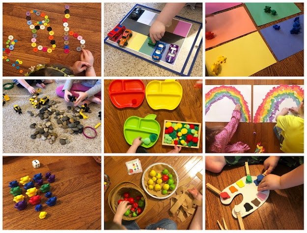 Play and Learn Preschool Curriculum is a play based curriculum for preschoolers. With 41 themes to choose from, your kids will have fun playing and learning as they prepare to begin kindergarten.