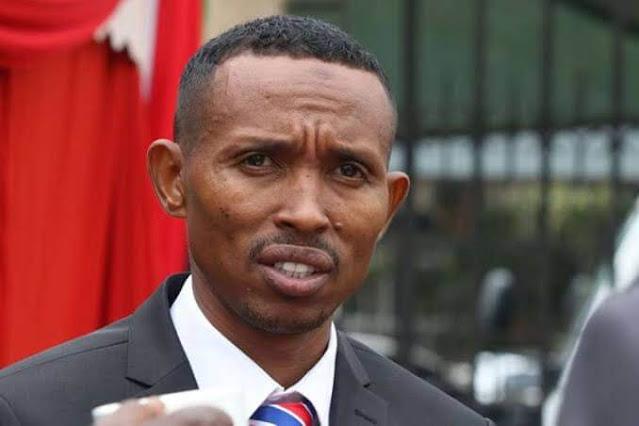 Nyali MP Mohamed Ali Photo