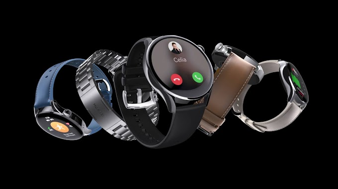 Seamless connectivity with HUAWEI WATCH 3's eSIM technology