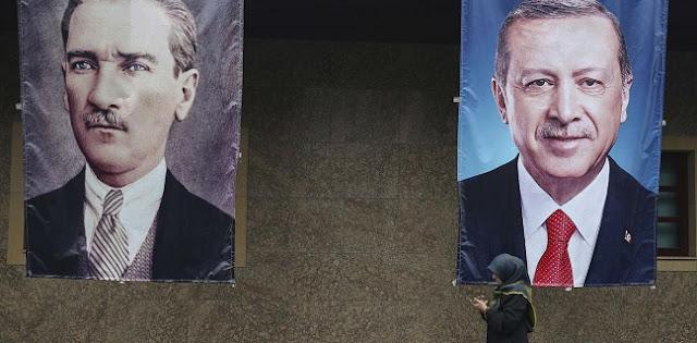 Media India: Erdogan Berusaha Gantikan Popularitas Mustafa Kemal Ataturk
