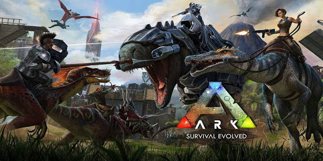 Spesifikasi PC Ark: Survival Evolved