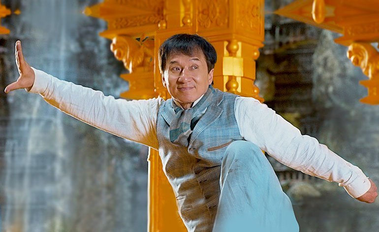 Jackie Chan: $58M