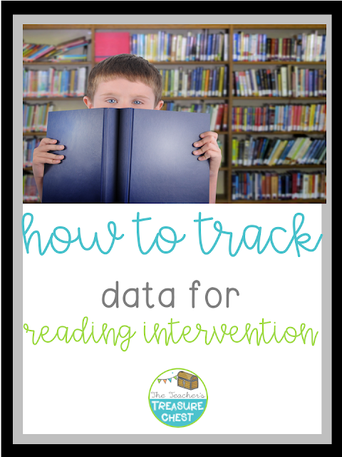 reading intervention data collection
