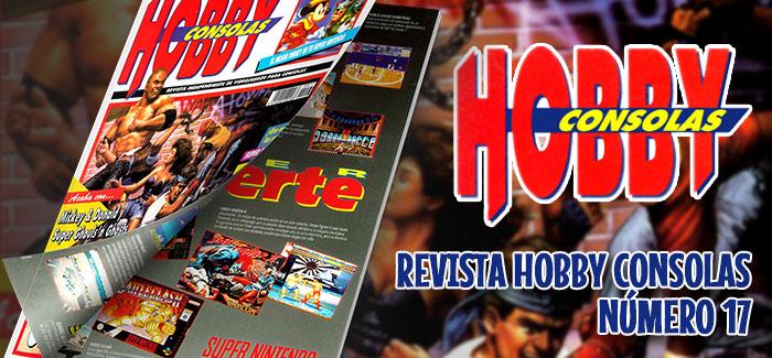 Revista Hobby Consolas Nº 17 (1993)