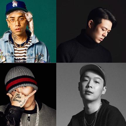 10 K-Hip hop Artists Worth Listening to