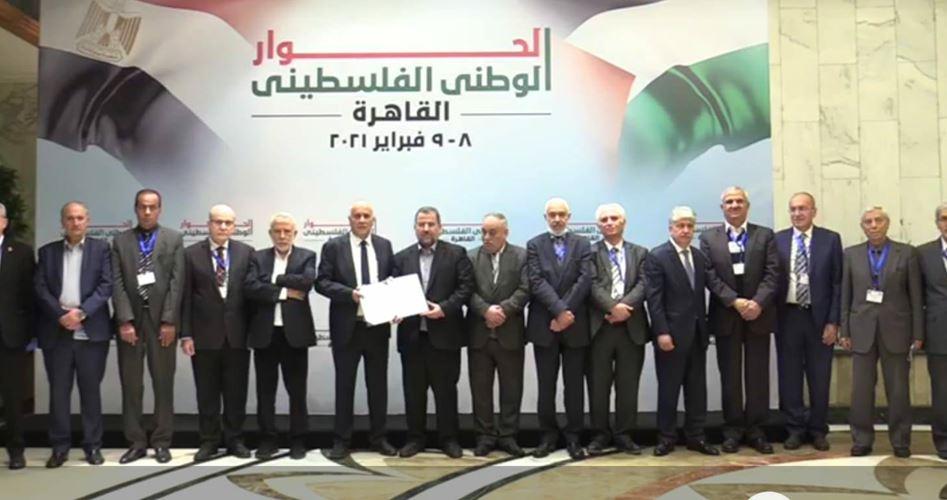 Inilah 13 Point Penting Hasil Kesepakatan Dalam Dialog Palestina Di Kairo