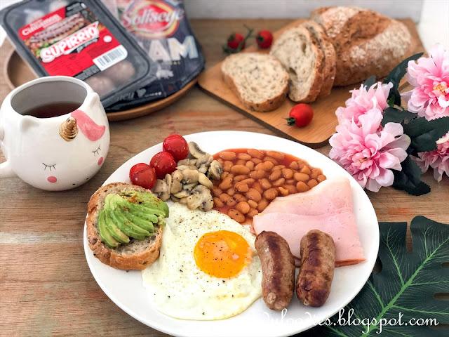 Big Breakfast recipe
