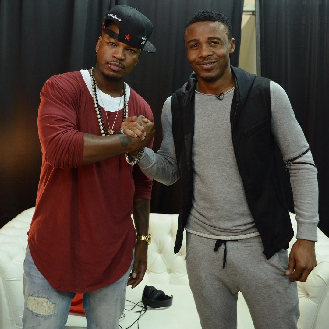 Ali Kiba And Neyo Finally In One Song