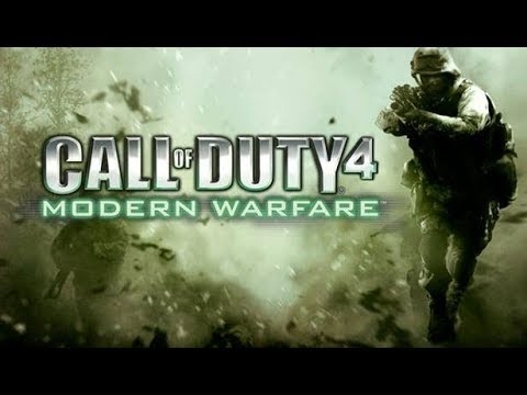 Call of duty mordern warfare 4 highly compressed pc download