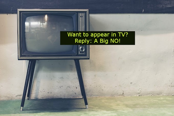 The Faded Charm of Television