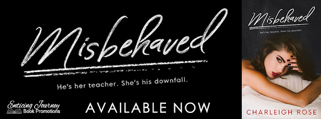 [New Release] MISBEHAVED by Charleigh Rose @EJBookPromos