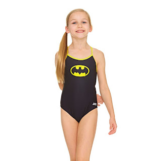 Zoggs DC Superheroes Batman swimwear