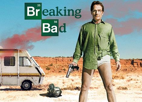 Download Breaking Bad (2008) S01 English 720p + 1080p Bluray ESub