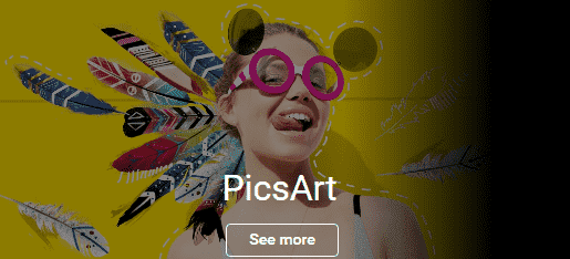 PicsArt best photo editing android apps,