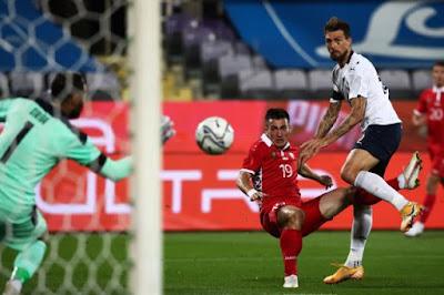 ملخص واهداف مباراة ايطاليا ومولدوفا (6-0) مباراة ودية