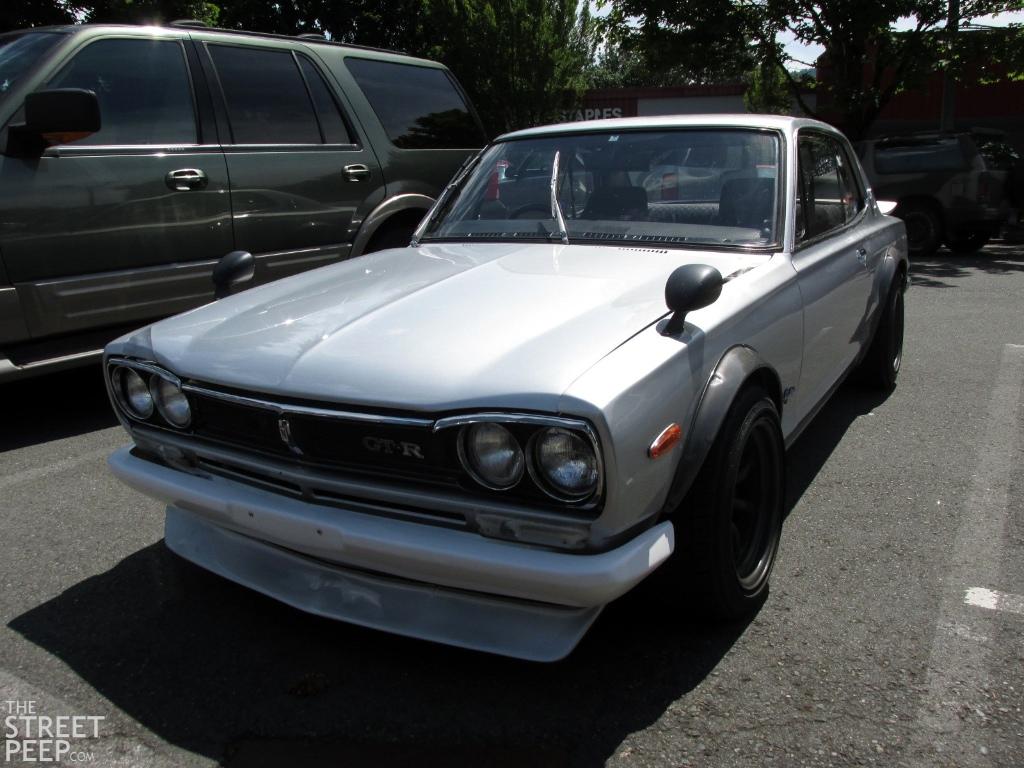 Nissan Altima Wiki >> THE STREET PEEP: 1971 Nissan Skyline GTR