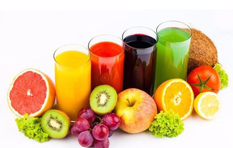 Khỏe mạnh hơn nhờ một số loại sinh tố.