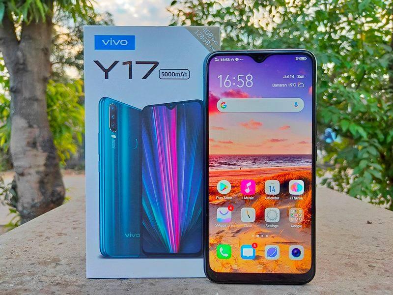 Review Vivo Y17: Triple Kamera dengan Baterai Jumbo!