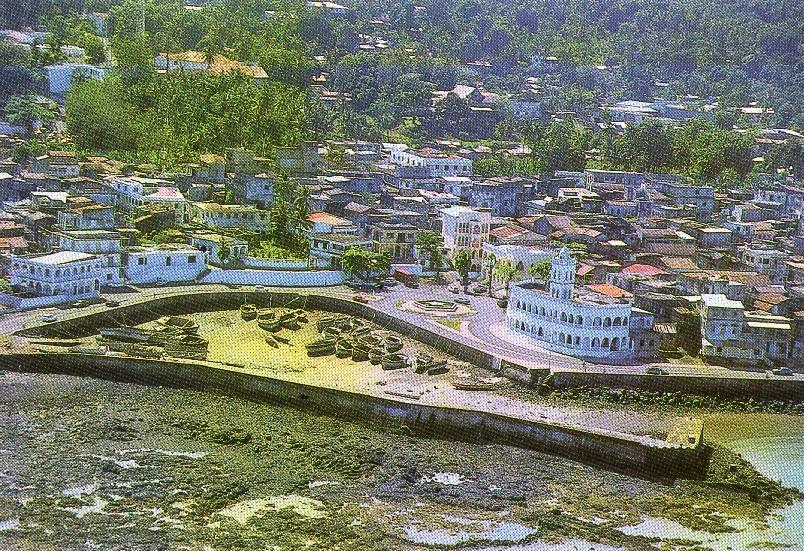 Moroni, Capital de Comores