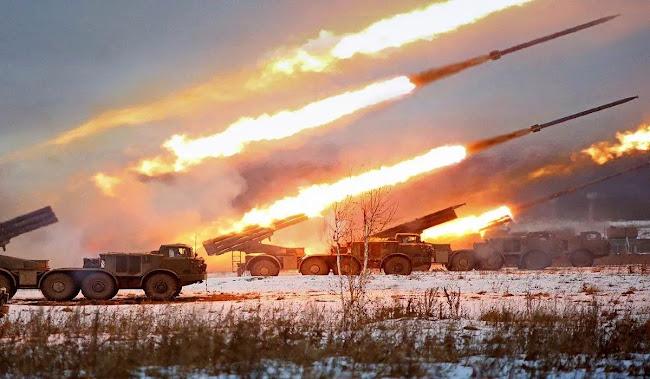 Εναρξη εισβολής; Ρώσοι: Oυκρανικό drone σκότωσε άμαχο πληθυσμό -   (βίντεο)