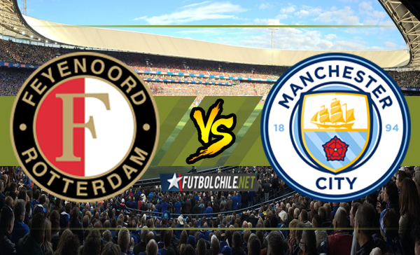 Feyenoord vs Manchester City