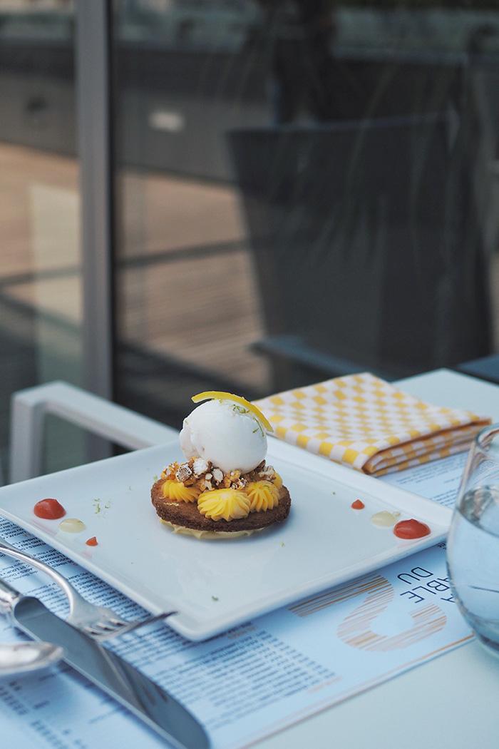 Restaurant La Table du 2 à Nîmes