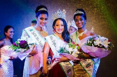 Miss Tropical Beauties Suriname 2015