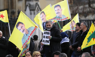 Η πολιορκία του Αφρίν και το μέλλον των Κούρδων της Συρίας