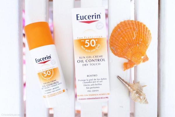 Kem chống nắng Eucerin là vật lý hay hóa học