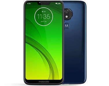 "Motorola Moto G7 Power με 5000 mAh - 64GB- 4GB RAM - Dual SIM και οθόνη 6.2"""