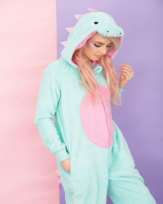pijama de dinosaurio tumblr