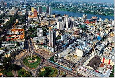 Kegiatan ekonomi negara Afrika Selatan