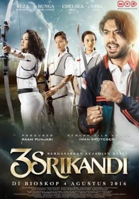 Download Film 3 Srikandi (2016) WEBDL Full Movie