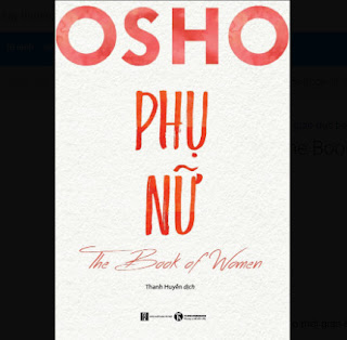 Osho Phụ Nữ - The Book Of Women ebook PDF EPUB AWZ3 PRC MOBI