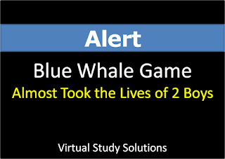 Blue Whale Game Almost Took the Lives in Pakistan