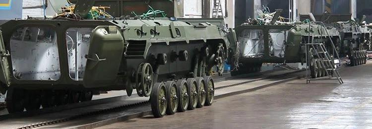 Житомирський бронетанковий завод виявив браковані комплектючі