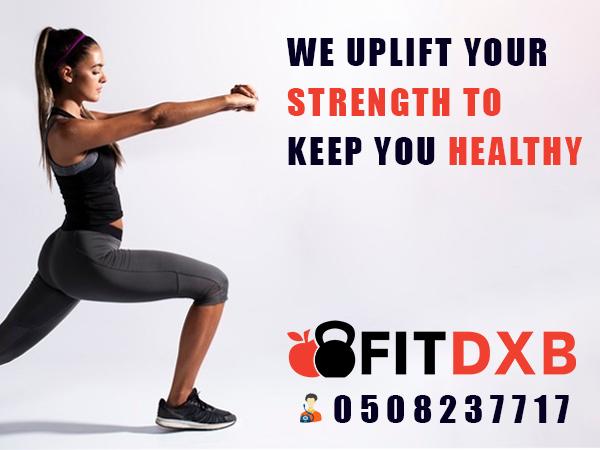 Fitness Services in Dubai - FitDxB.COM