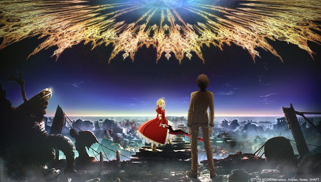 Anime Fate / Extra Last Encore Mengungkapkan Ai Nonaka sebagai Caster dalam Video