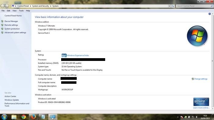 Microsoft windows 7 ultimate x86 micro edition 700mb iso.