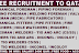 Qatar Free Recruitment   Qatari Riyal 2500   Shutdown Project   VISA & Flight