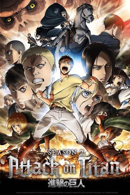 Os Animes mais Tweetados da Temporada de Primavera 2017 no Japão