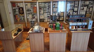 Часов Яр. ДК. Промышленный историко-краеведческий музей