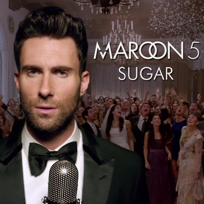 Chord Guitar Song Lyrics Sugar Maroon 5 Easy Version Chords