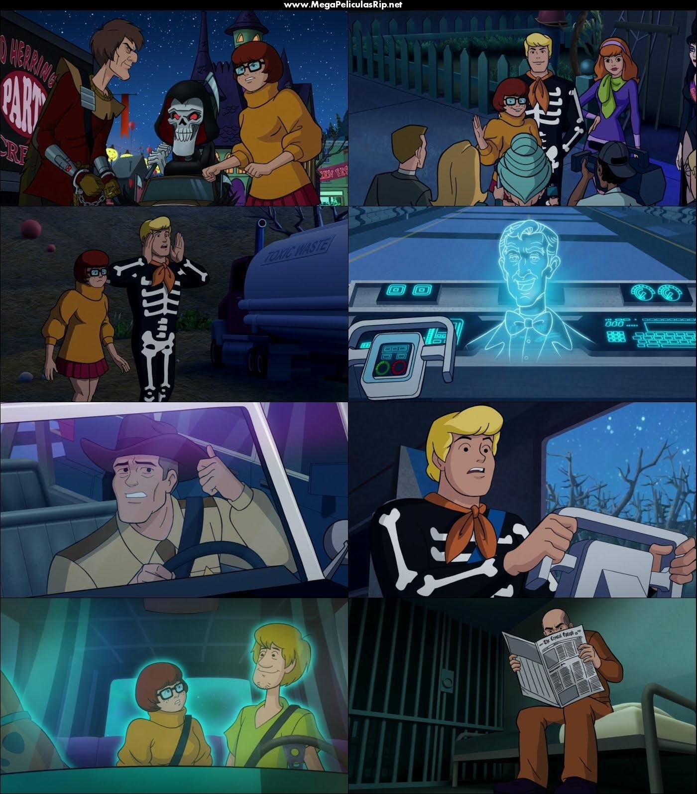 Feliz Halloween Scooby-Doo 1080p Latino