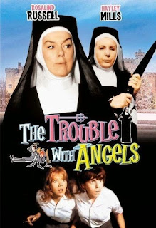 Ángeles rebeldes<br><span class='font12 dBlock'><i>(The Trouble with Angels)</i></span>
