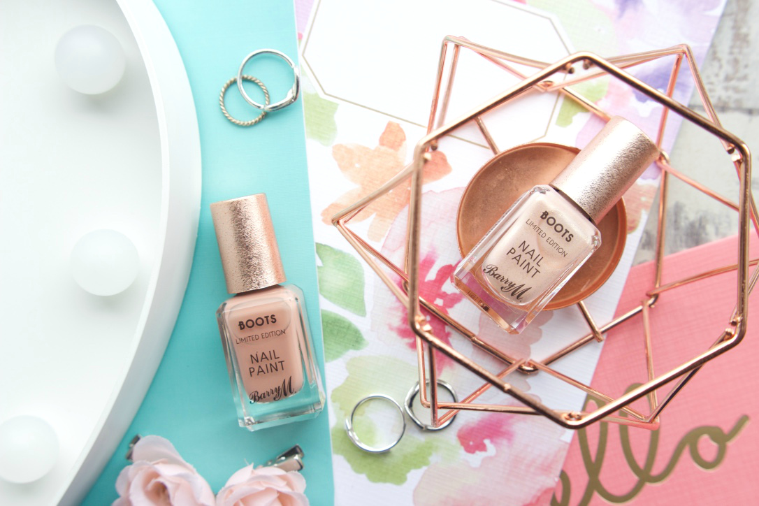 Barry M Limited Edition Boots Nail Polish