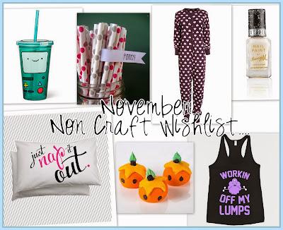 November wishlist adventure time onesie barry m