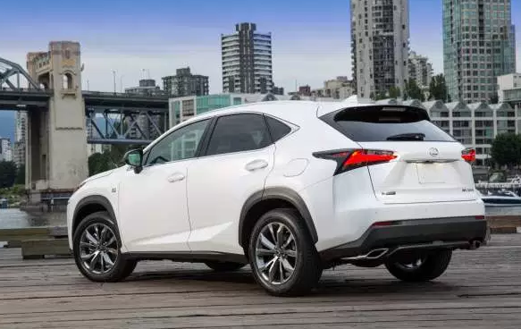 2018 Lexus NX Specs, Redesign, Change, Rumors, Price, Release Date