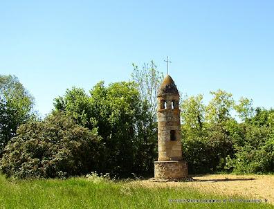 Lanterne des morts de Culhat, Puy-de-Dôme.