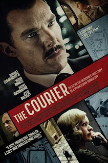 The Courier[2020][NTSC/DVDR-Custom HD]Ingles, Subtitulos Español Latino